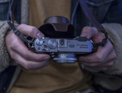 Vintage Cherry Camera